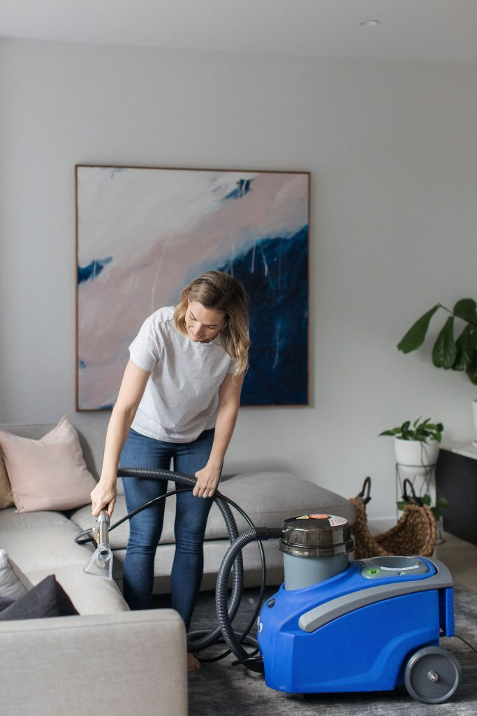 Cleaning sofa deep clean your home