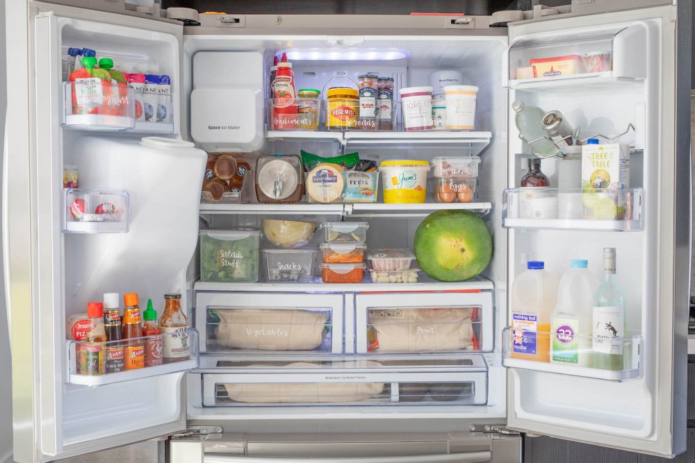 Fridge organisation feature image