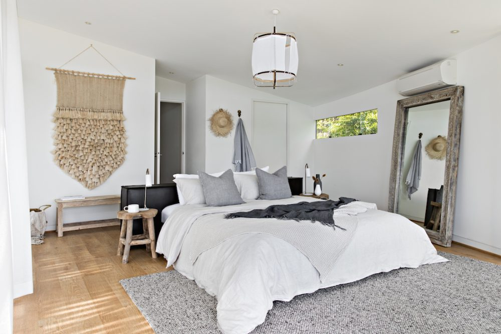 The Jetty House_bedroom