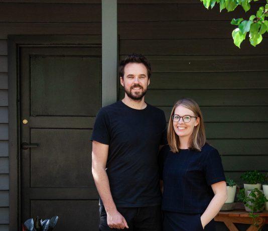 Alison and Dan of Alison Jackson studio