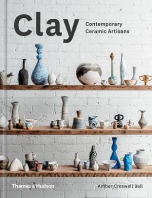 Clay coffee table book