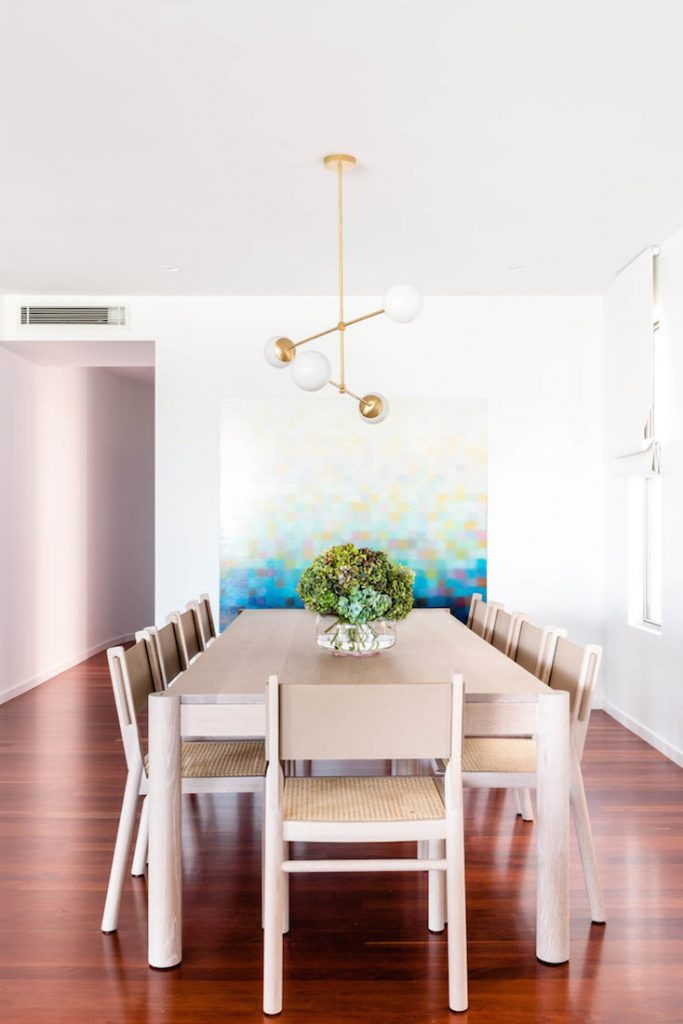 Dining room_Newmarket House_Berkeley Interiors