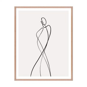 Line artwork