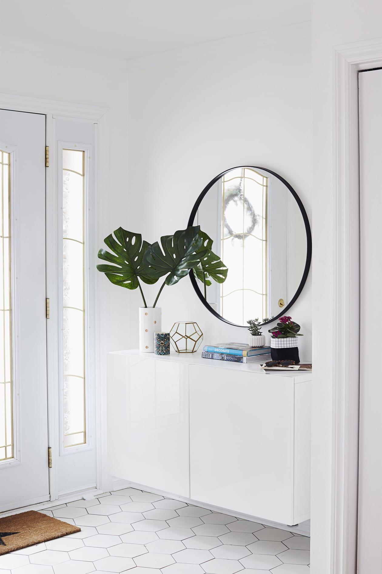 Wall mount IKEA cabinet