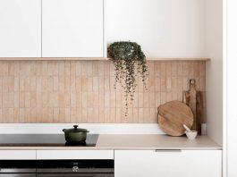 Zellige Brick Kitchen Splashback