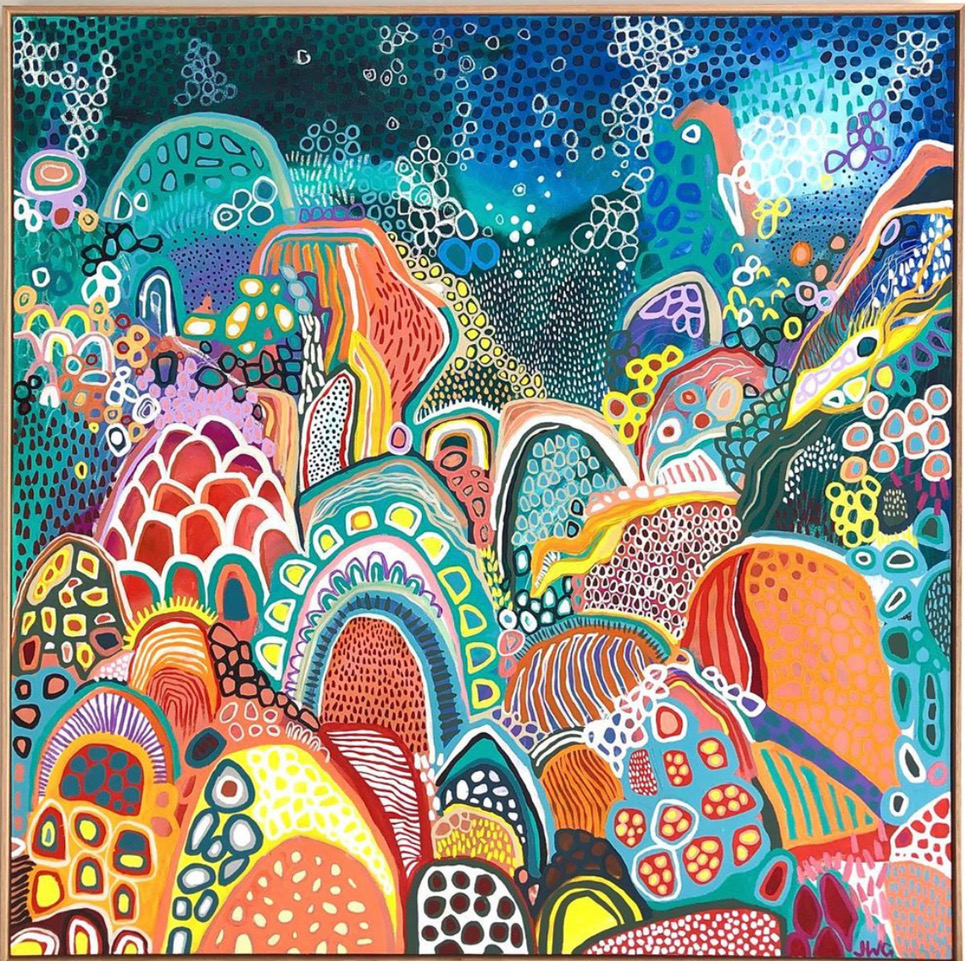 Art by me JWG_blue art