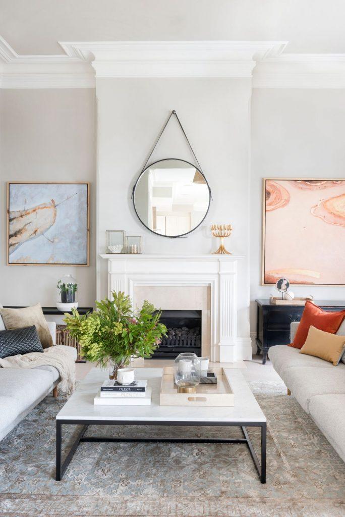 Berkley Interiors_Swanbourne_living room