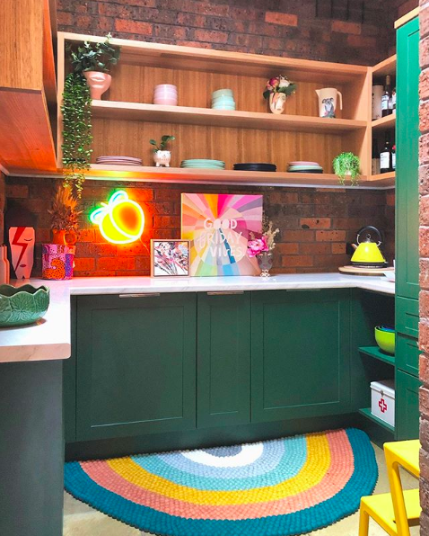 The Colour Tribe_80s home_pantry