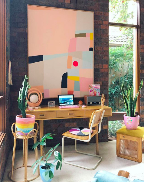 The Colour Tribe_80s home_study