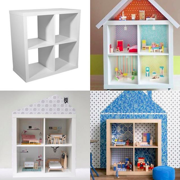 4squre into dolls house_ikeahack