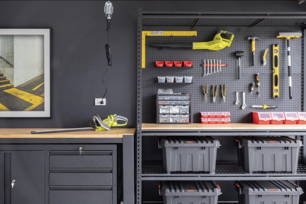 Garage organisation genius ways to organise your home