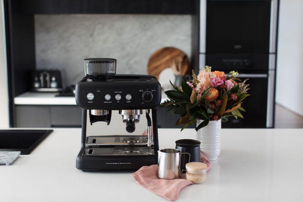 Sunbeam coffee machine