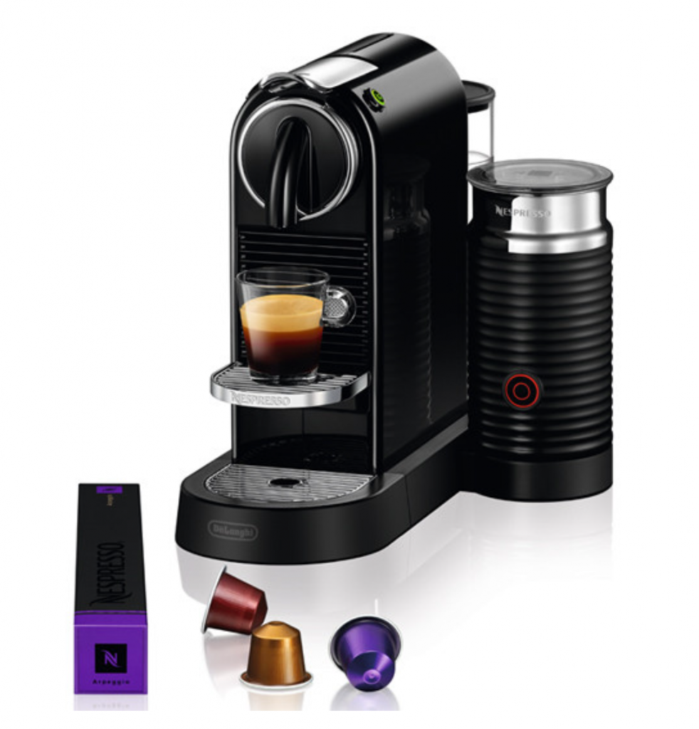 Father's Day gift guide coffee machine