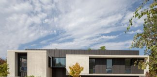Concrete House Canberra