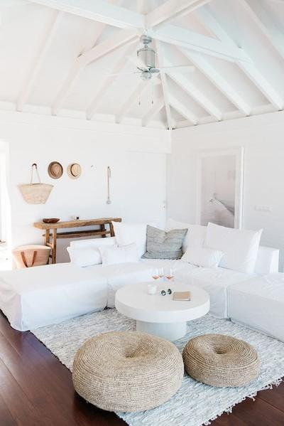 White loungeroom