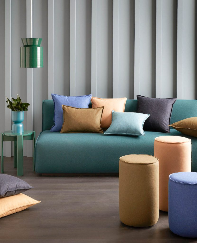 Beautiful custom cushions
