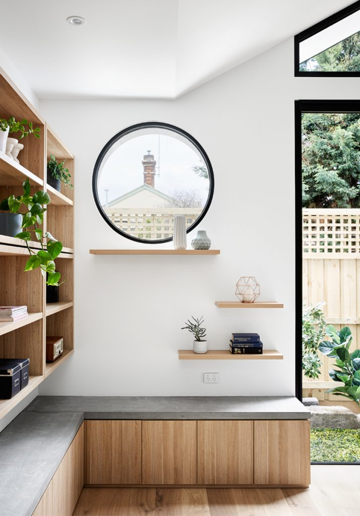 Dot's House_Atlas Architects_circular window