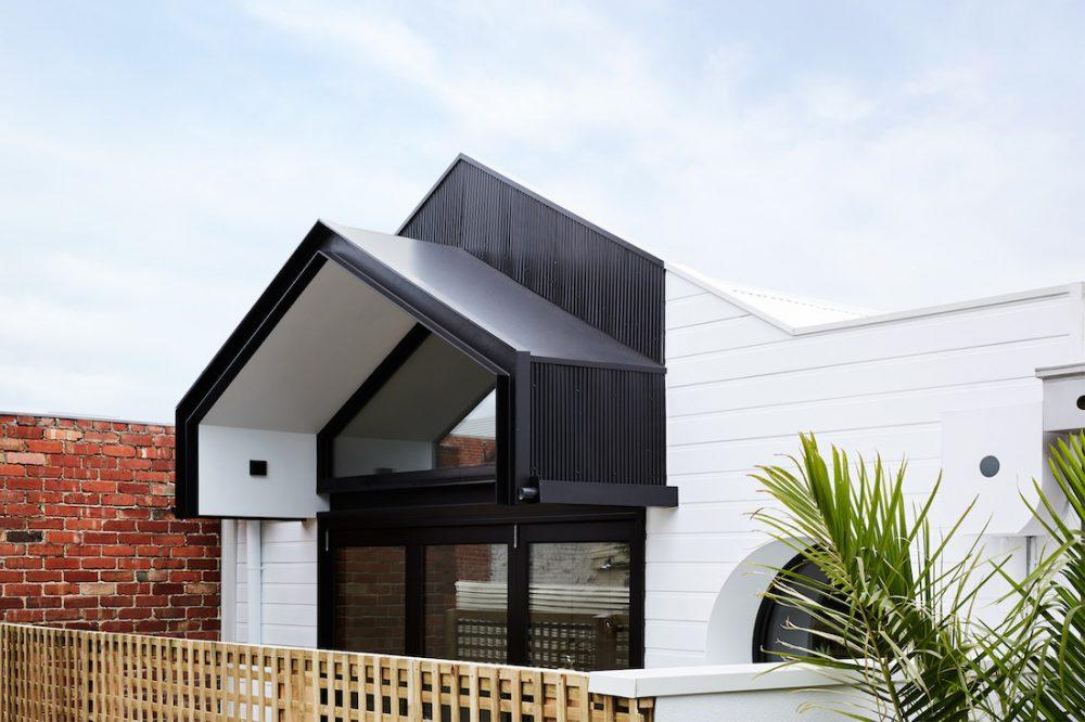 Dot's House_Atlas Architects_extension facade