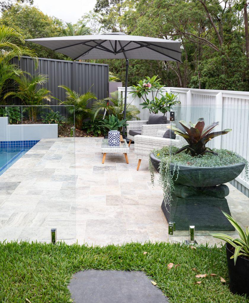Zou Build_Bardon Renovation_after_backyard