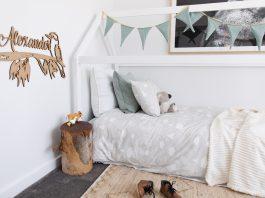 Alexander Australian inspired bedroom