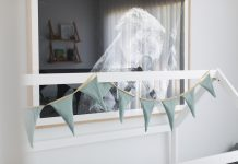 Feature image of DIY bunting