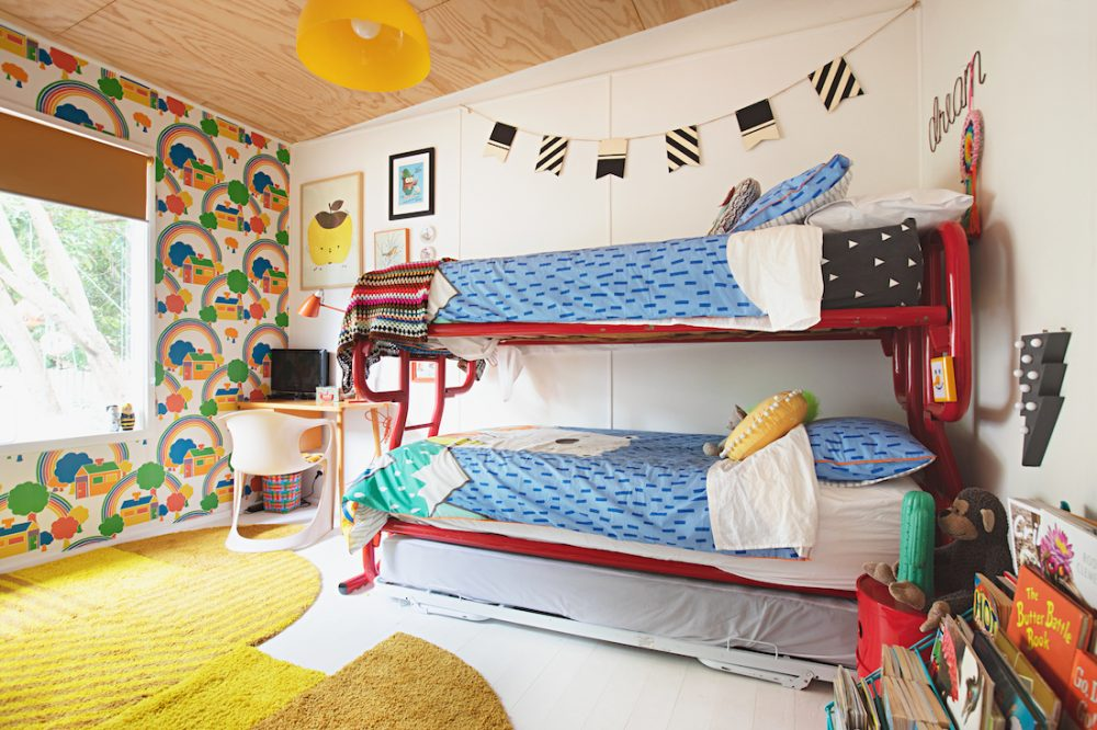 Flinders Nuthouse_kids room