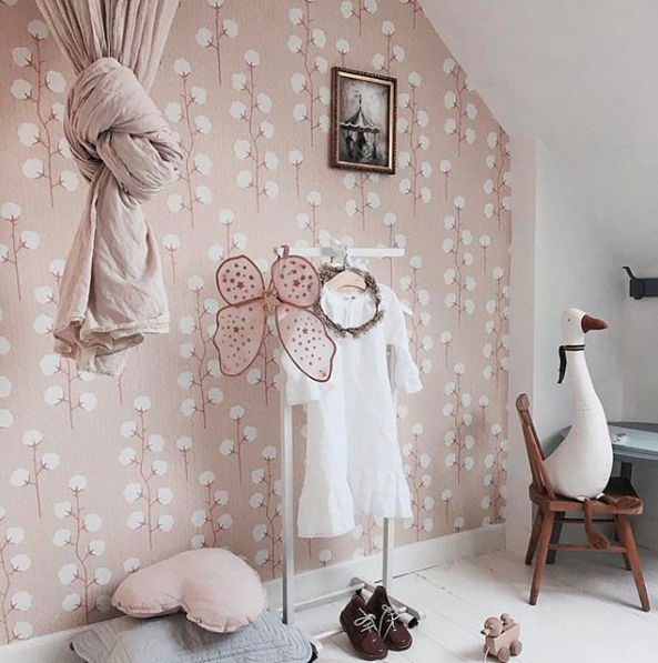 Style Luxe for Less_dusty pink bedroom