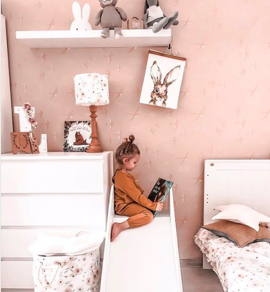 Style Luxe for Less_pink room Join the #stylecuratorchallenge
