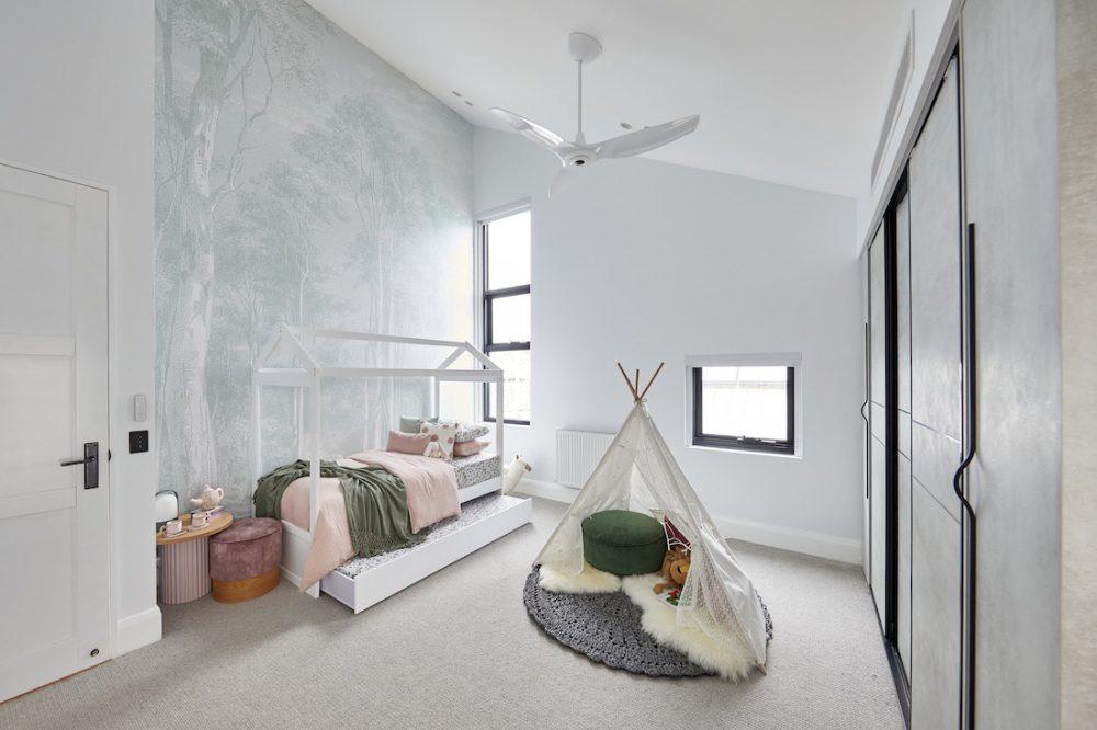 The Block 2020_Week 8_George and Sarah_bedroom view