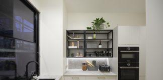 The Block 2020_week 6_Daniel and Jade_kitchen_butlers pantry