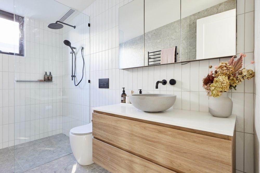 The Block 2020_week 9_Harry and Tash_bathroom from week 5
