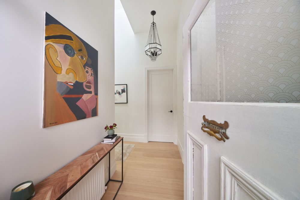 The Block 2020_week 9_Harry and Tash_restored door
