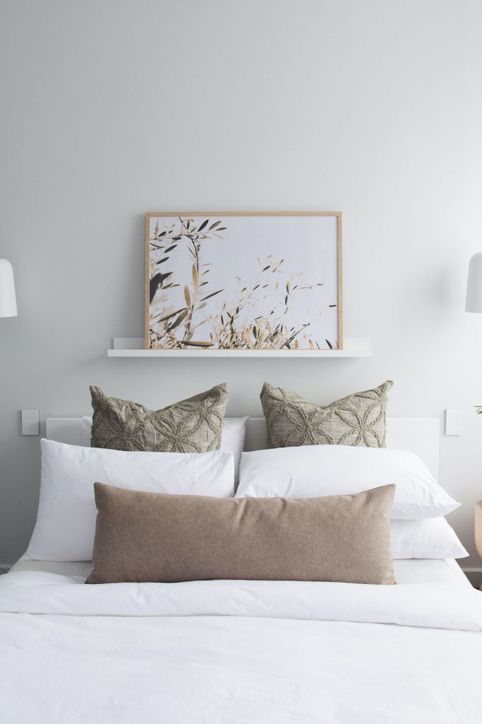 Style your bed quick ways to freshen up your home