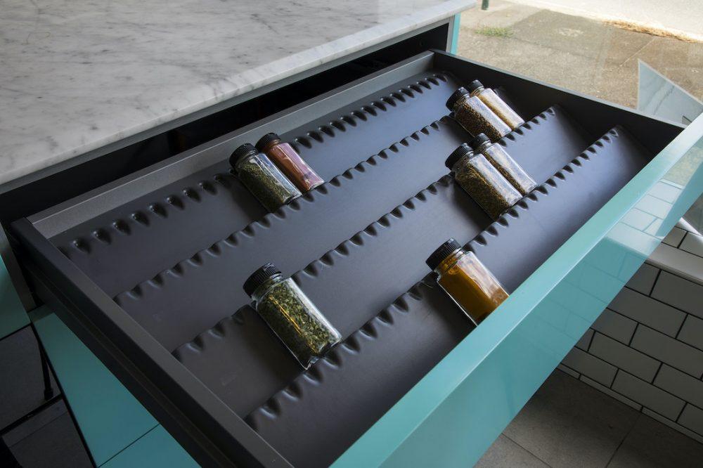 Spice Drawer Tray
