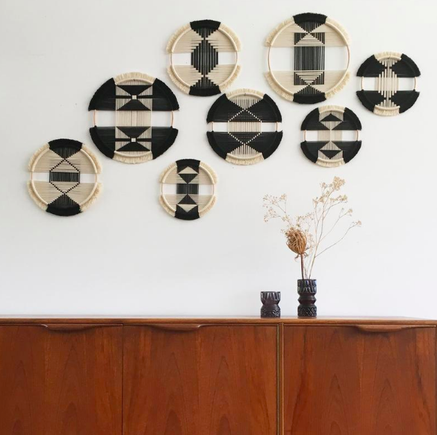 Studio Nom_circle wall hanging