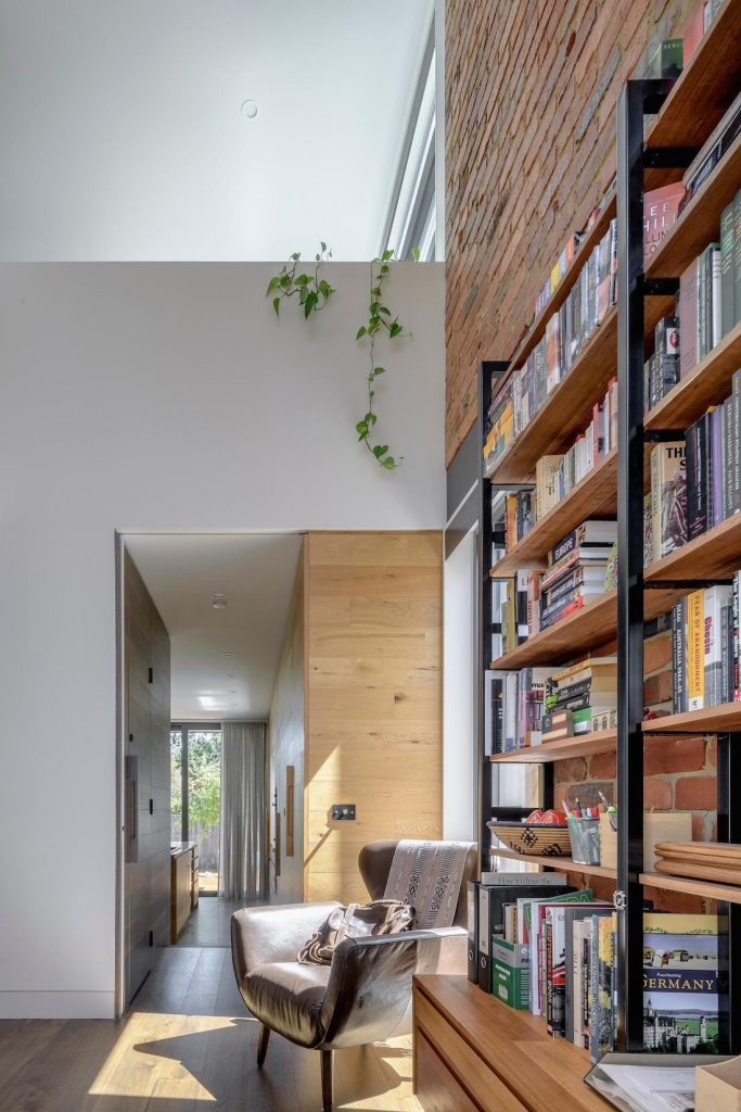 ab House_Ben Walker_bookshelf