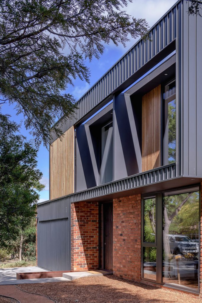 ab House_Ben Walker_facade