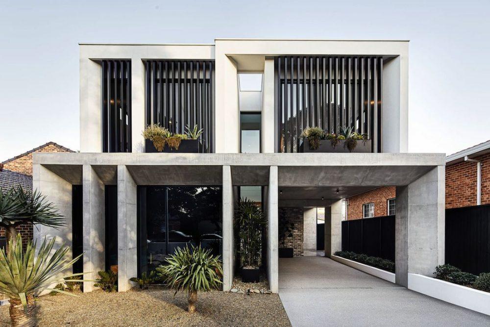 Concord Residence_front facade