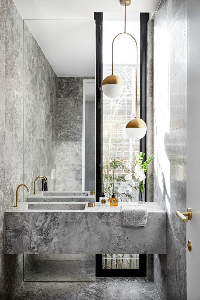 Concord Residence_grey bathroom