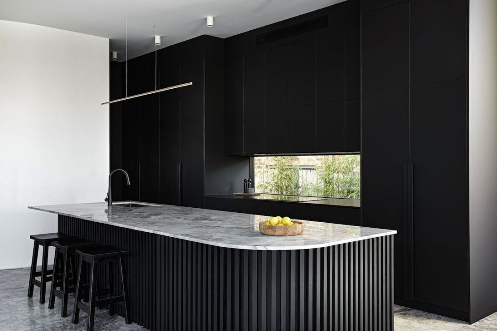 Concord Residence_kitchen via curved end