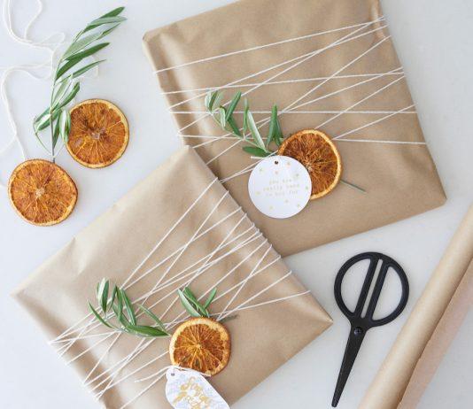 Dried orange slices tutorial