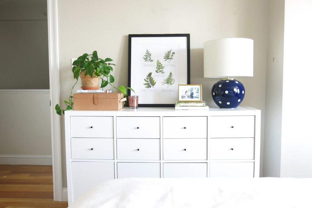 Eclectic styling ideas to style your dresser