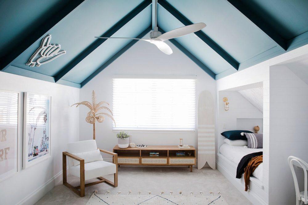 Kai's teen bedroom_Three Birds Renovations