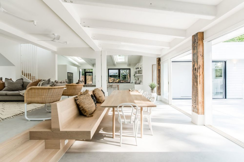Noa by the beach_dining room post renovation How to select white paint