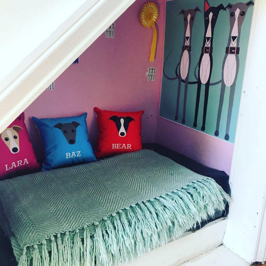 Pet bedroom