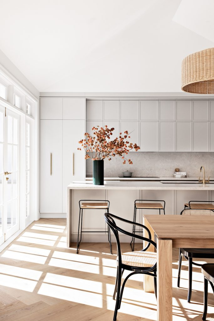 Californian Bungalow_Bone Made_kitchen dining space