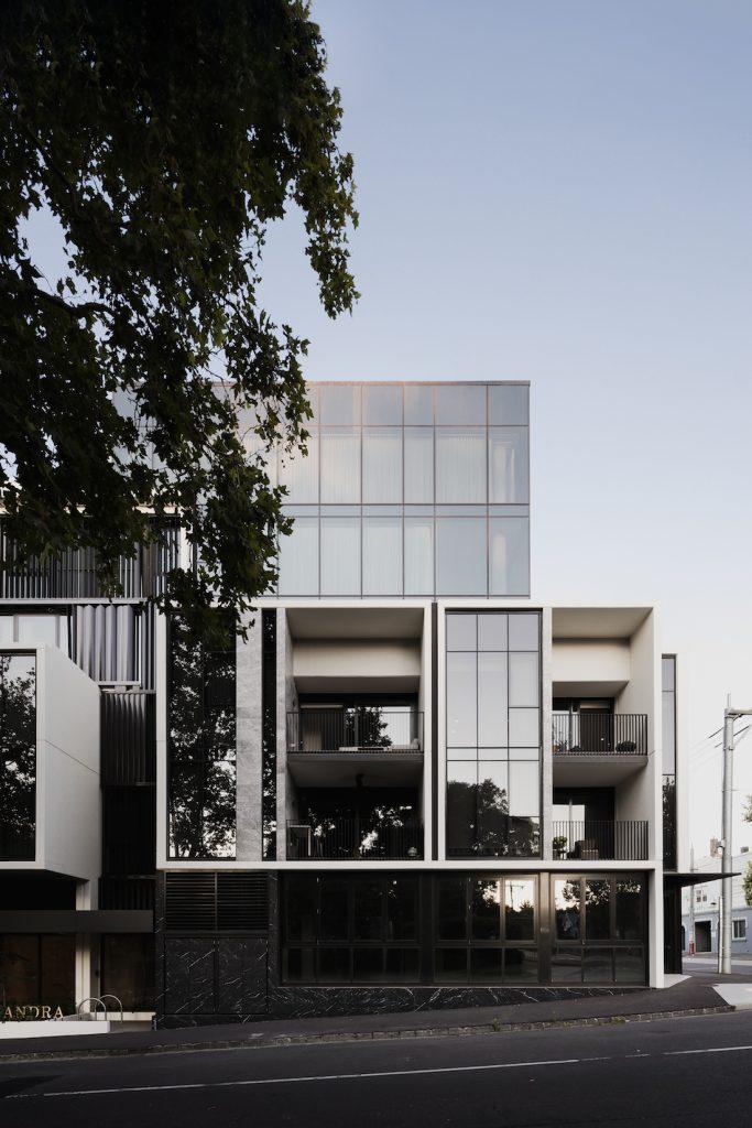 Kew Penthouse exterior