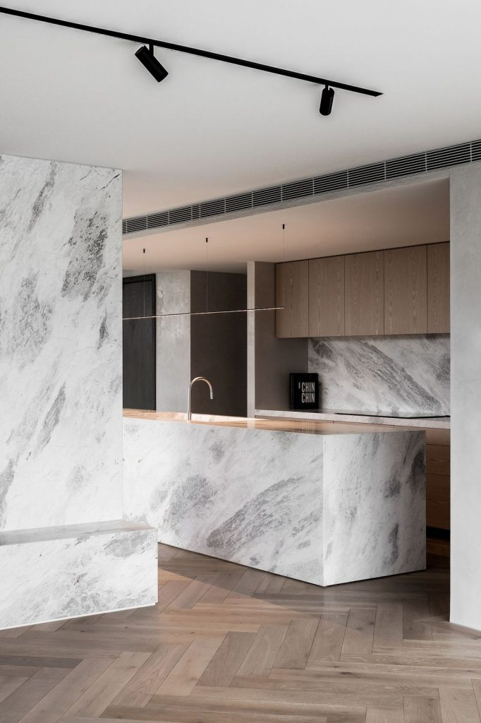 Elba stone kitchen splashback trends