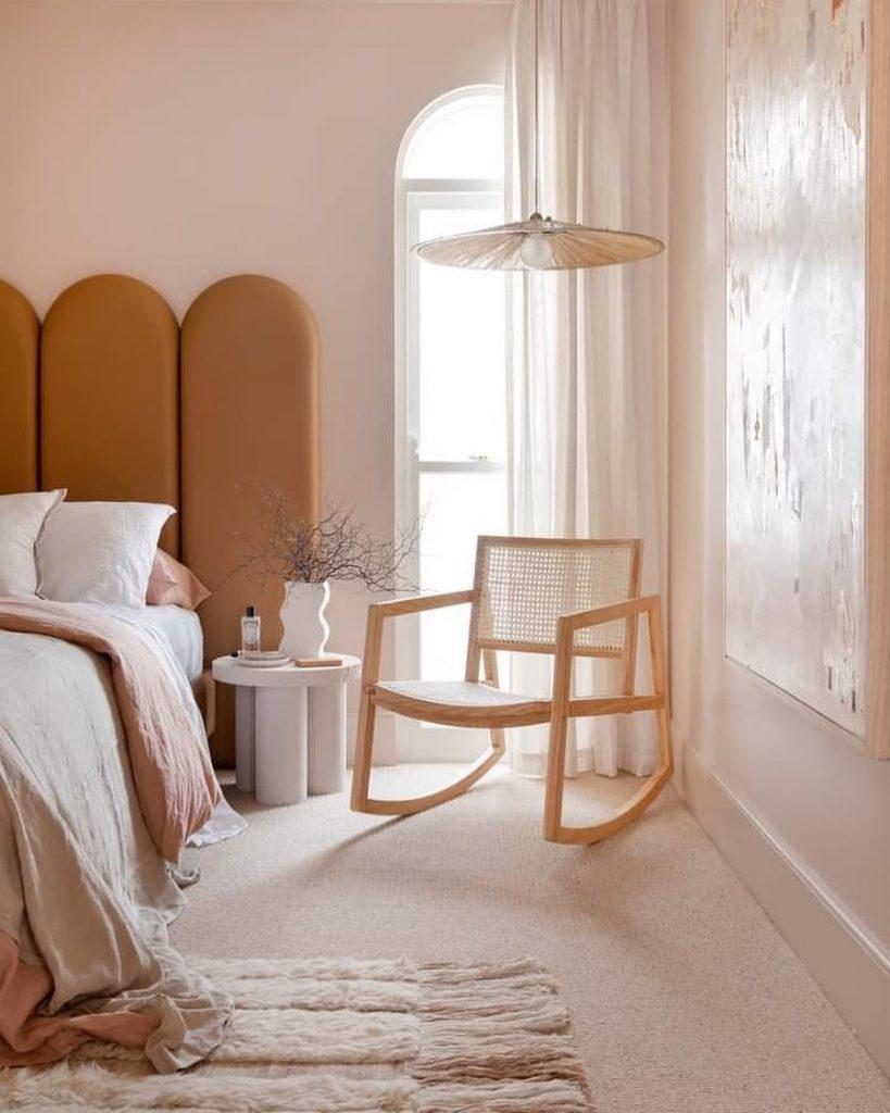Three Birds renovation bedroom interior design trends