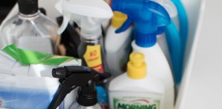 Cleaning schedule to manage home cleaning
